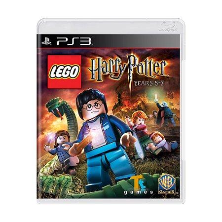 Jogo LEGO Harry Potter: Anos 5-7 - PS3