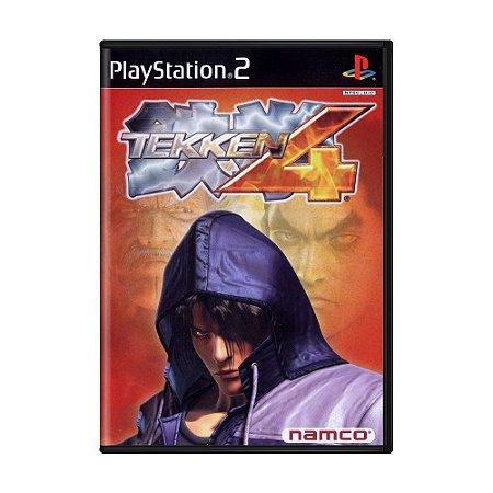 Jogo Tekken 4 - PS2