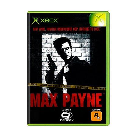 Jogo Max Payne - Xbox