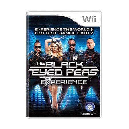Jogo The Black Eyed Peas: Experience - Wii