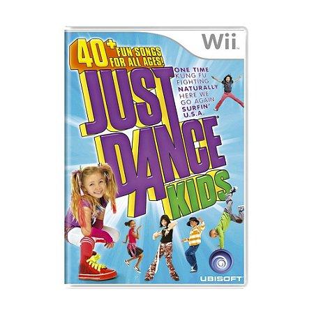 Jogo Just Dance Kids - Wii