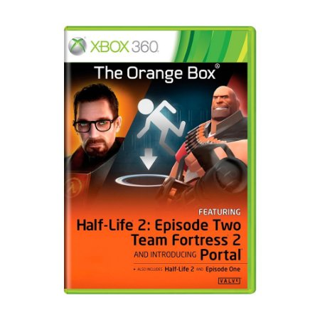 Jogo Half-Life 2: The Orange Box - Xbox 360