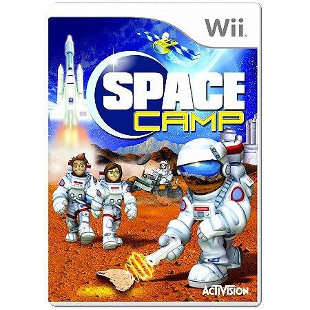 Jogo Space Camp - Wii