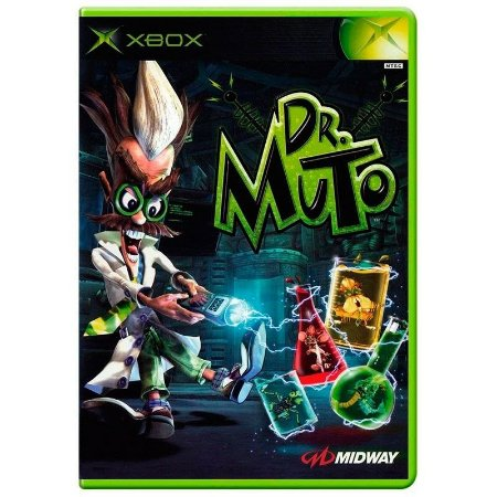 Jogo Dr. Muto - Xbox