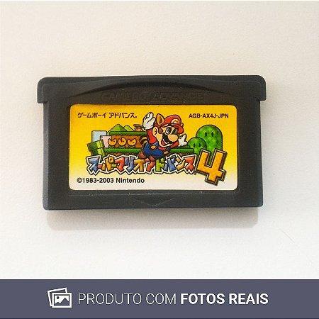 Jogo Super Mario Bros. 3 [Japonês] - GBA