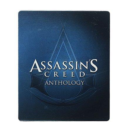 Jogo Assassin's Creed Anthology (SteelCase) - PS3