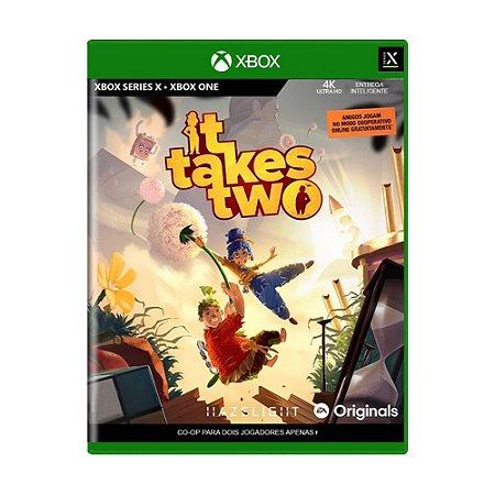 Jogo It Takes Two - Xbox Series X
