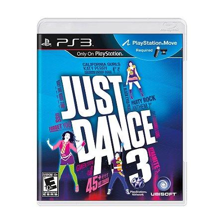 Jogo Just Dance 3 - PS3