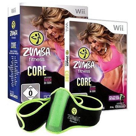 Jogo Zumba Fitness + Zumba Fitness Belt - Wii