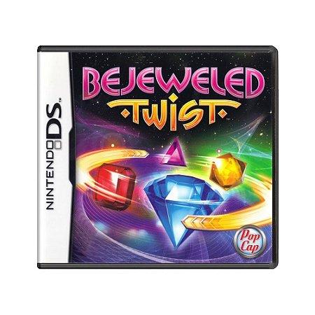 Jogo Bejeweled Twist - DS
