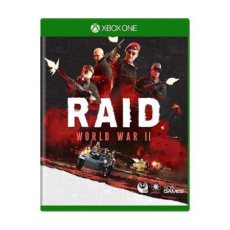 Jogo Raid: World War II - Xbox One