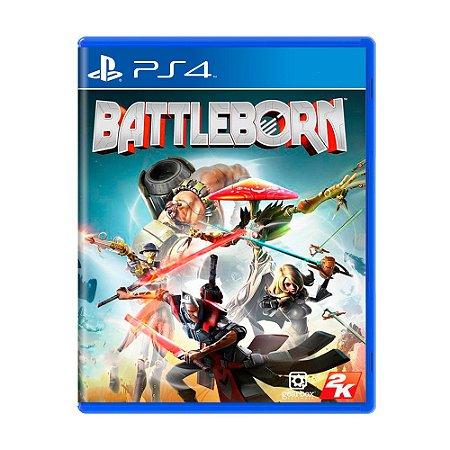 Jogo Battleborn - PS4