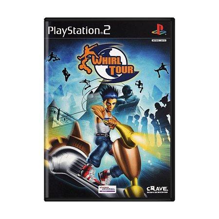 Jogo Whirl Tour - PS2