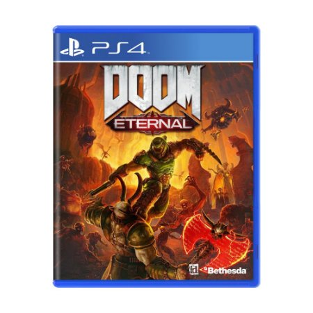 Jogo DOOM Eternal - PS4
