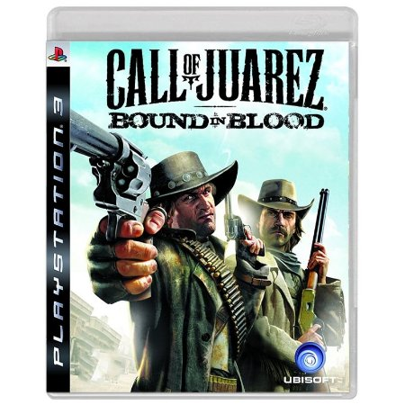 Jogo Call of Juarez: Bound in Blood - PS3
