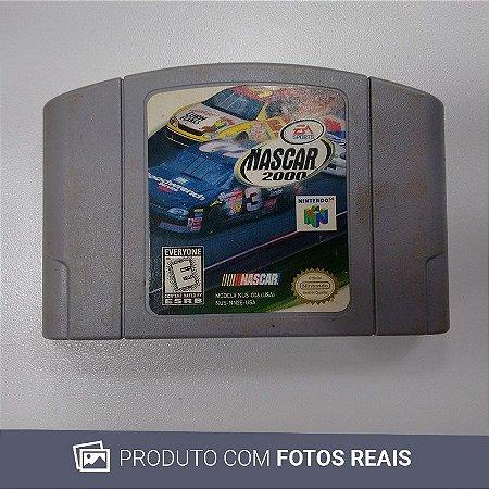 Jogo Nascar 2000 - N64