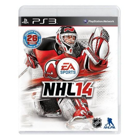 Jogo NHL 14 - PS3