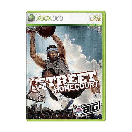 Jogo NBA Street Homecourt - Xbox 360