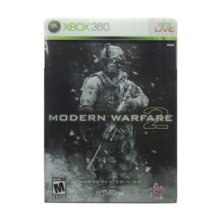 Jogo Call of Duty: Modern Warfare 2 (Hardened Edition) - Xbox 360