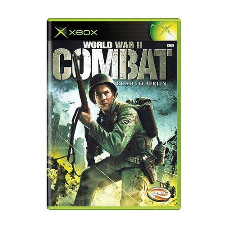 Jogo World War II Combat: Road to Berlin - Xbox