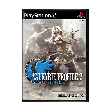 Jogo Valkyrie Profile 2: Silmeria - PS2