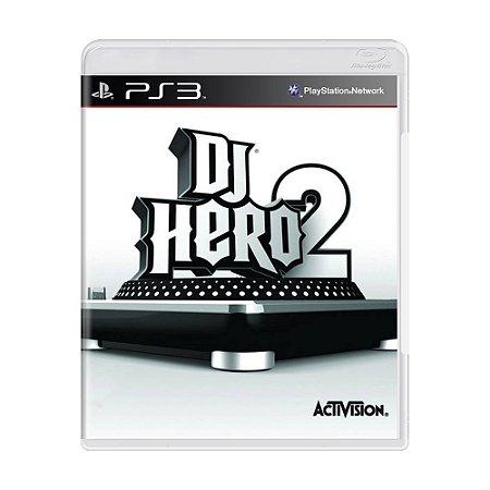Jogo DJ Hero 2 - PS3