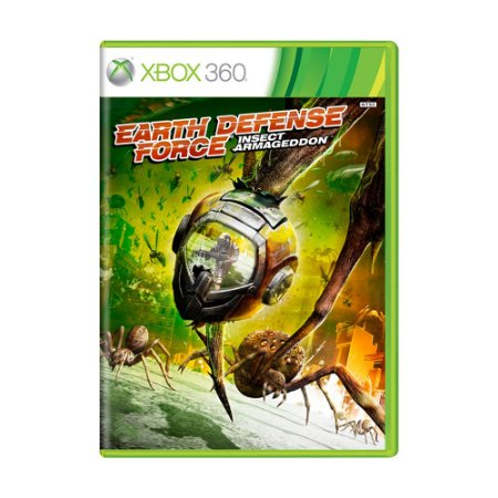 Jogo Earth Defense Force: Insect Armageddon - Xbox 360