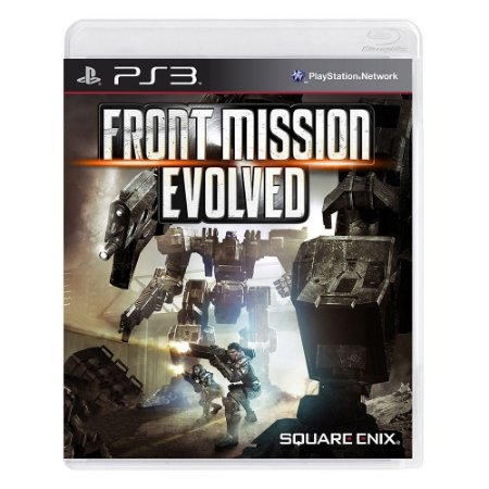Jogo Front Mission: Evolved - PS3