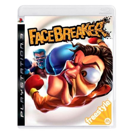 Jogo FaceBreaker - PS3