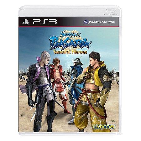 Jogo Sengoku Basara: Samurai Heroes - PS3