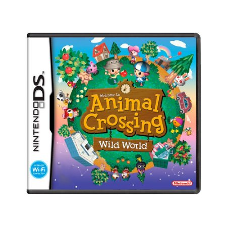 Jogo Animal Crossing: Wild World - DS