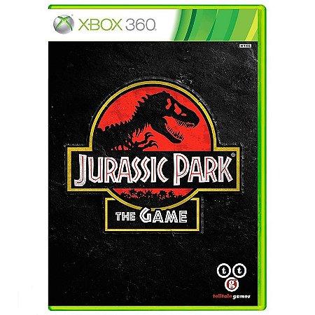 Jogo Jurassic Park: The Game - Xbox 360