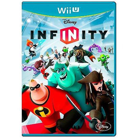 Jogo Disney Infinity - Wii U