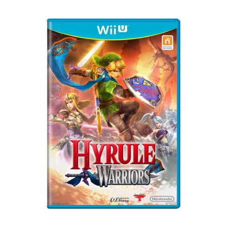 Jogo Hyrule Warriors - Wii U