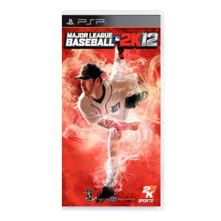 Jogo Major League Baseball 2K12 - PSP