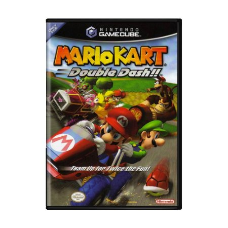 Jogo Mario Kart: Double Dash!! - GC - GameCube