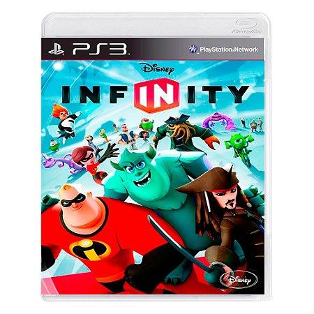 Jogo Disney Infinity - PS3