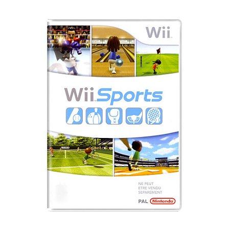 Jogo Wii Sports - Wii