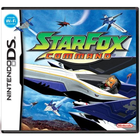 Jogo Star Fox Command - DS