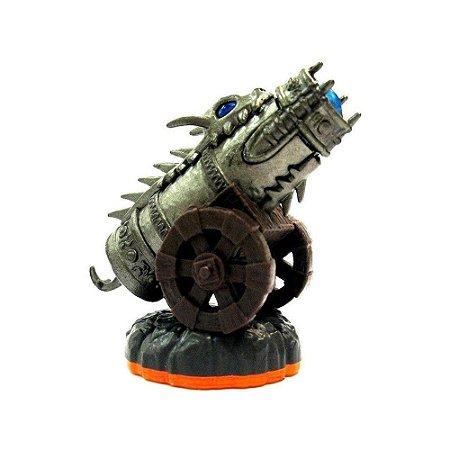 Boneco Skylanders Giants: Dragonfire Cannon