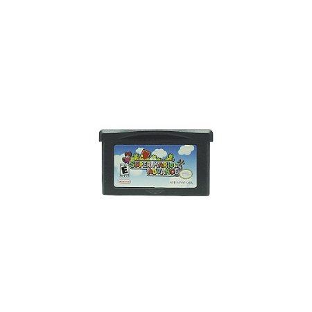 Jogo Super Mario Advance - GBA