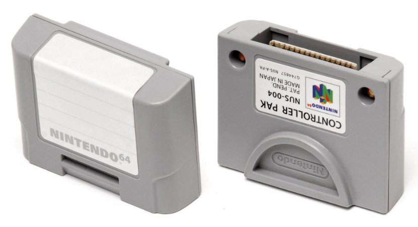 Controller Pak - N64