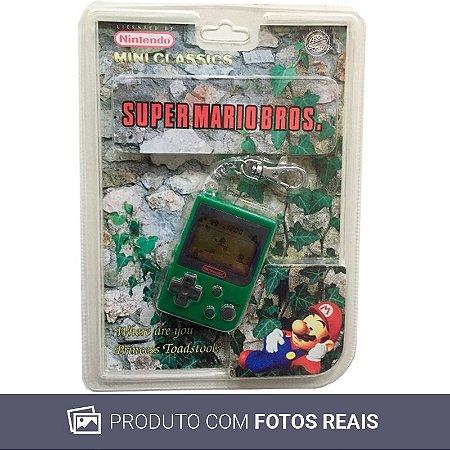 Mini Clássicos Super Mario Bros (Lacrado)