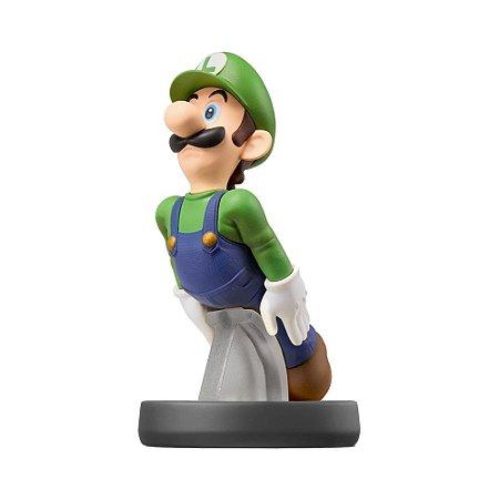 Nintendo Amiibo: Luigi - Super Smash Bros - Wii U e New Nintendo 3DS