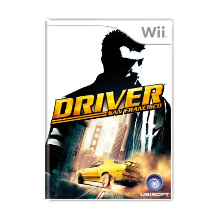 Jogo Driver: San Francisco - Wii