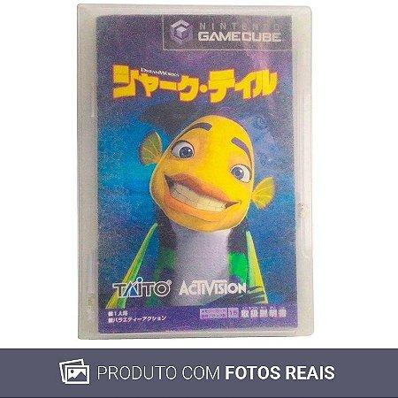 Jogo Shark Tale [Japonês] - GC
