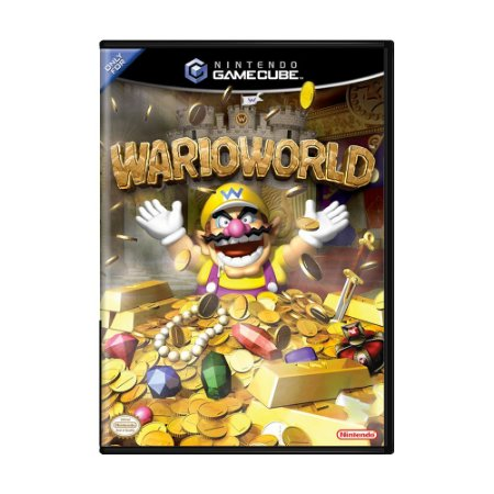 Jogo Wario World - GC