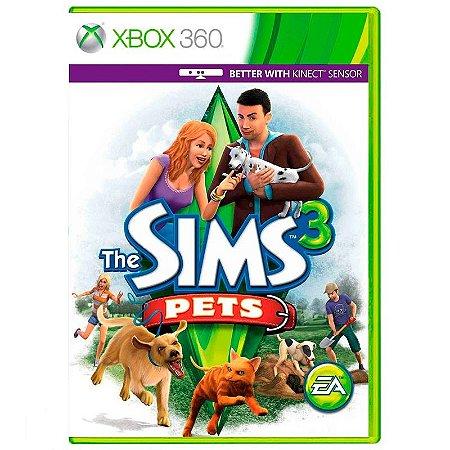 Jogo The Sims 3: Pets - Xbox 360