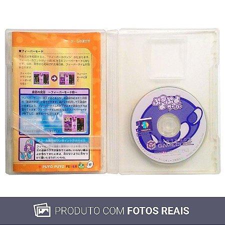 Jogo Puyo Puyo Fever [Japonês] - GC