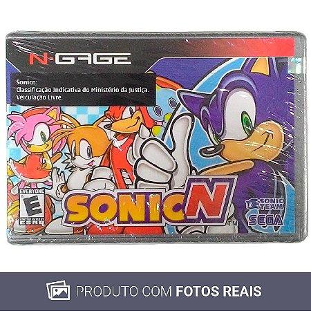 Jogo Sonic N - N-gage